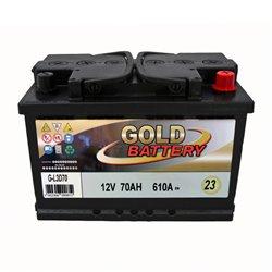 Batterie 12V 70AH 610A