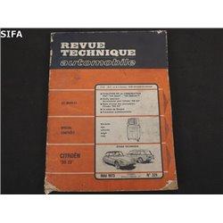 Citroën DS 23 Revue technique
