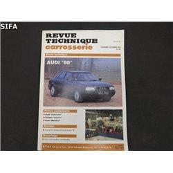 Audi 80 Revue technique